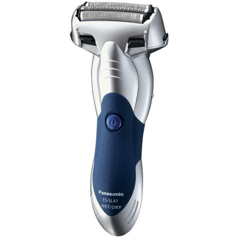 Panasonic ESSL41S 3 Blade Wet/Dry Mens Electric Smart Shaver|Cordless|WR|Silver| Thumbnail 2