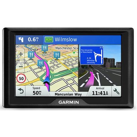 "Garmin 010-01678-32 5"" Drive 51LMT-S Lifetime Maps UK/IRE Navigation GPS Sat Nav Thumbnail 3"