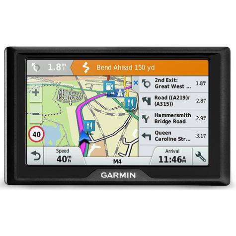 "Garmin 010-01678-32 5"" Drive 51LMT-S Lifetime Maps UK/IRE Navigation GPS Sat Nav Thumbnail 4"