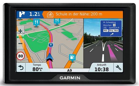 "Garmin Drive 51LMT-S EU|5""GPS SatNav|Driver Alert|Real-time Live Traffic-Parking Thumbnail 2"