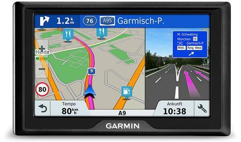 "Garmin Drive 51LMT-S EU|5""GPS SatNav|Driver Alert|Real-time Live Traffic-Parking Thumbnail 4"