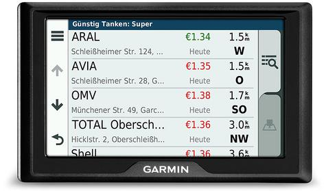 "Garmin Drive 51LMT-S EU|5""GPS SatNav|Driver Alert|Real-time Live Traffic-Parking Thumbnail 8"