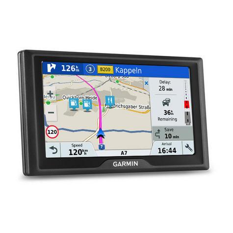 "NEW Garmin 010-01679-12 6"" Drive 61LMT-S EU Car Navigator GPS SAT NAV 1Yr WNTY Thumbnail 3"