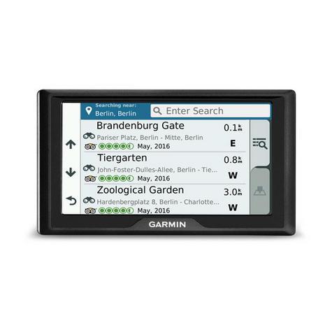"NEW Garmin 010-01679-12 6"" Drive 61LMT-S EU Car Navigator GPS SAT NAV 1Yr WNTY Thumbnail 4"