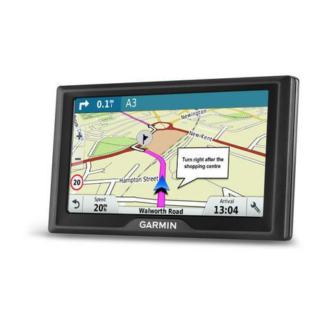 "NEW Garmin 010-01679-12 6"" Drive 61LMT-S EU Car Navigator GPS SAT NAV 1Yr WNTY Thumbnail 5"