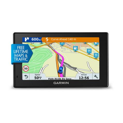 "Garmin DriveSmart 51LMT-S EU|5"" GPS SatNav|Wi-Fi|Bluetooth|Lifetime Maps+Alerts Thumbnail 2"