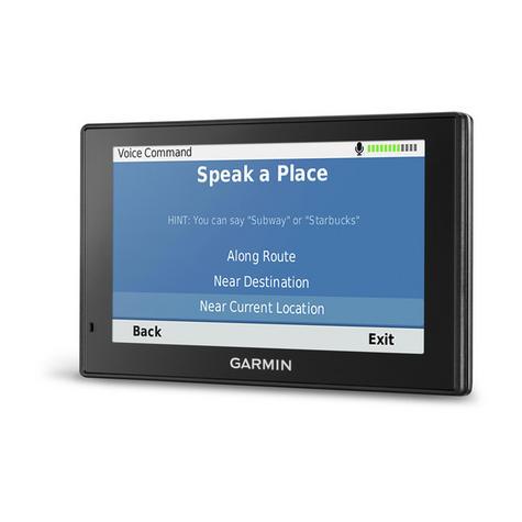 "Garmin DriveSmart 51LMT-S EU|5"" GPS SatNav|Wi-Fi|Bluetooth|Lifetime Maps+Alerts Thumbnail 7"