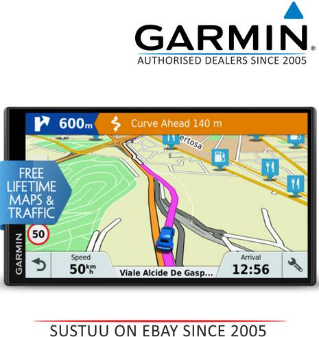 "Garmin DriveSmart 61LMT-S | 6.95"" GPS SatNav 