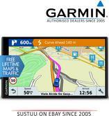 "Garmin DriveSmart 61LMT-S | 6.95"" GPS SatNav | WiFi | Lifetime Full Europe Map+Traffic"