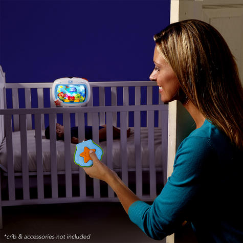 Baby Einstein Crib Sea Dream Soother | Baby/ Kid's Mobile Cot Toy | With Music+Light | +0 Months Thumbnail 4