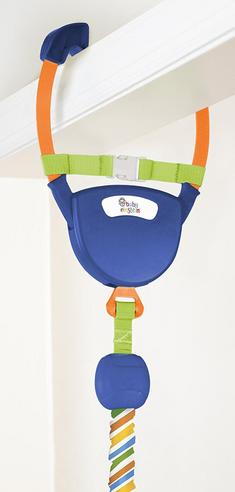 Baby Einstein Sea & Discover Adjustable Door Jumper/ Bouncer | With Mirror+Teether | +6 Months Thumbnail 8