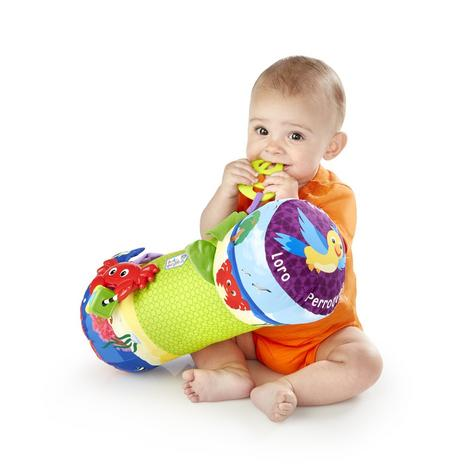 Baby Einstein Rhythm of the Reef Prop Pillow | Kids Tummy Time Activity With Toy Thumbnail 3
