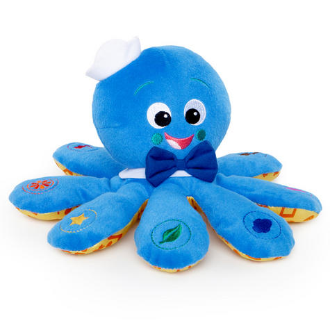 Baby Einstein Octoplush | Toddler/ Kids Learning Activity Toy With Colours+Music Thumbnail 2