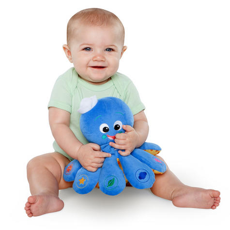 Baby Einstein Octoplush | Toddler/ Kids Learning Activity Toy With Colours+Music Thumbnail 4