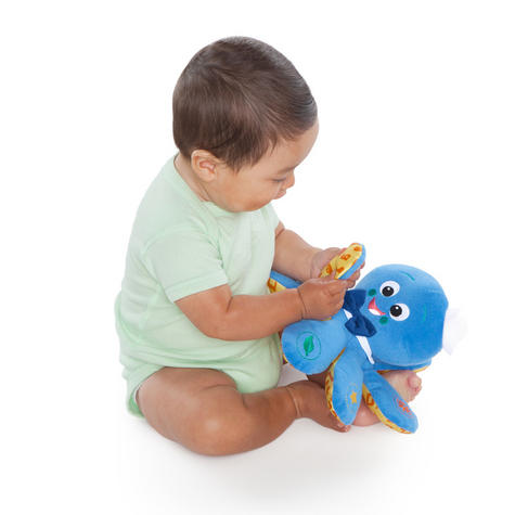 Baby Einstein Octoplush | Toddler/ Kids Learning Activity Toy With Colours+Music Thumbnail 5