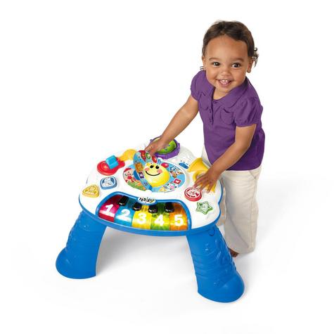 Baby Einstein Discover Music Activity Table | Learning/Fun Musical Toy With Light | +6 Months Thumbnail 4