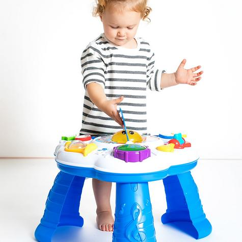 Baby Einstein Discover Music Activity Table | Learning/Fun Musical Toy With Light | +6 Months Thumbnail 5
