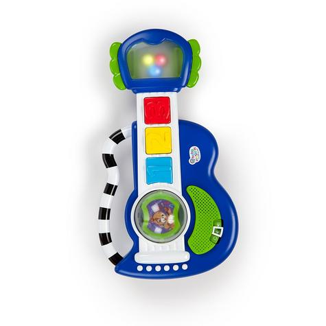 Baby Einstein Rock, Light & Roll Guitar | Kids Learning Activity Toy With Music Thumbnail 2