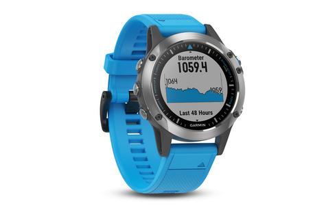 Garmin Quatix 5 GPS Smartwatch|Autopilot Control|Data Streaming|Marine Features Thumbnail 2
