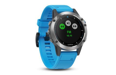 Garmin Quatix 5 GPS Smartwatch|Autopilot Control|Data Streaming|Marine Features Thumbnail 3