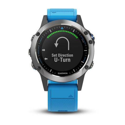 Garmin Quatix 5 GPS Smartwatch|Autopilot Control|Data Streaming|Marine Features Thumbnail 4