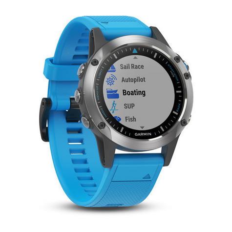 Garmin Quatix 5 GPS Smartwatch|Autopilot Control|Data Streaming|Marine Features Thumbnail 5