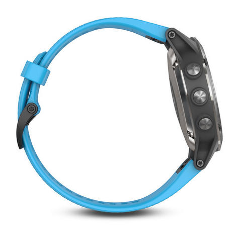 Garmin Quatix 5 GPS Smartwatch|Autopilot Control|Data Streaming|Marine Features Thumbnail 6