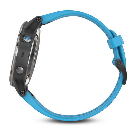 Garmin Quatix 5 GPS Smartwatch|Autopilot Control|Data Streaming|Marine Features Thumbnail 7