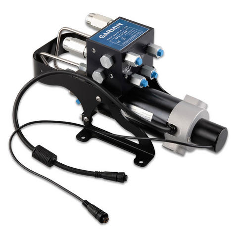 Garmin Pump Kit - 2.1-Litre High Performance GHP 10 Hydraulic Fluid For Marine Thumbnail 2