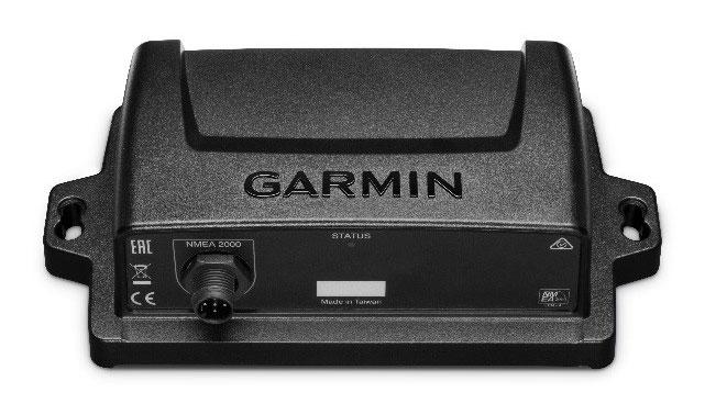 Garmin 9 Axis Heading Sensor|8-30 VDC|Waterproof IPX7|+/-2°Aaccuracy|10 Hz|4 LEN