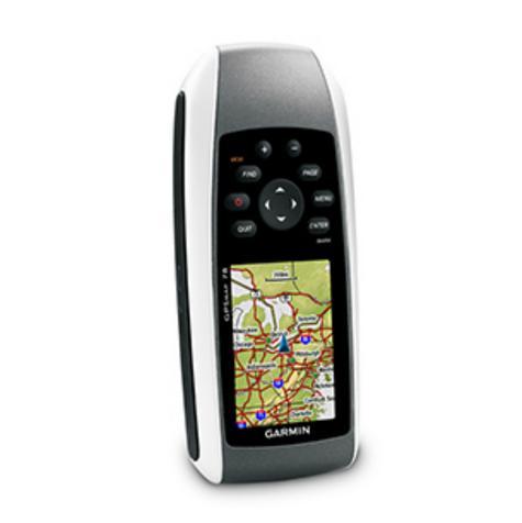Garmin GPSMAP78 World Wide|Handheld|Waterproof|Receiver|Navigator|Large G2 Chart Thumbnail 3