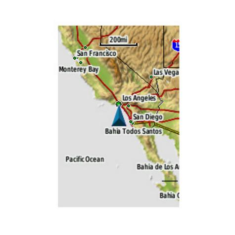 Garmin GPSMAP78 World Wide|Handheld|Waterproof|Receiver|Navigator|Large G2 Chart Thumbnail 6