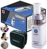 Omron MicroAir Travel Pocket Nebuliser?Asthma & COPD Treatment?FREE Carry Case