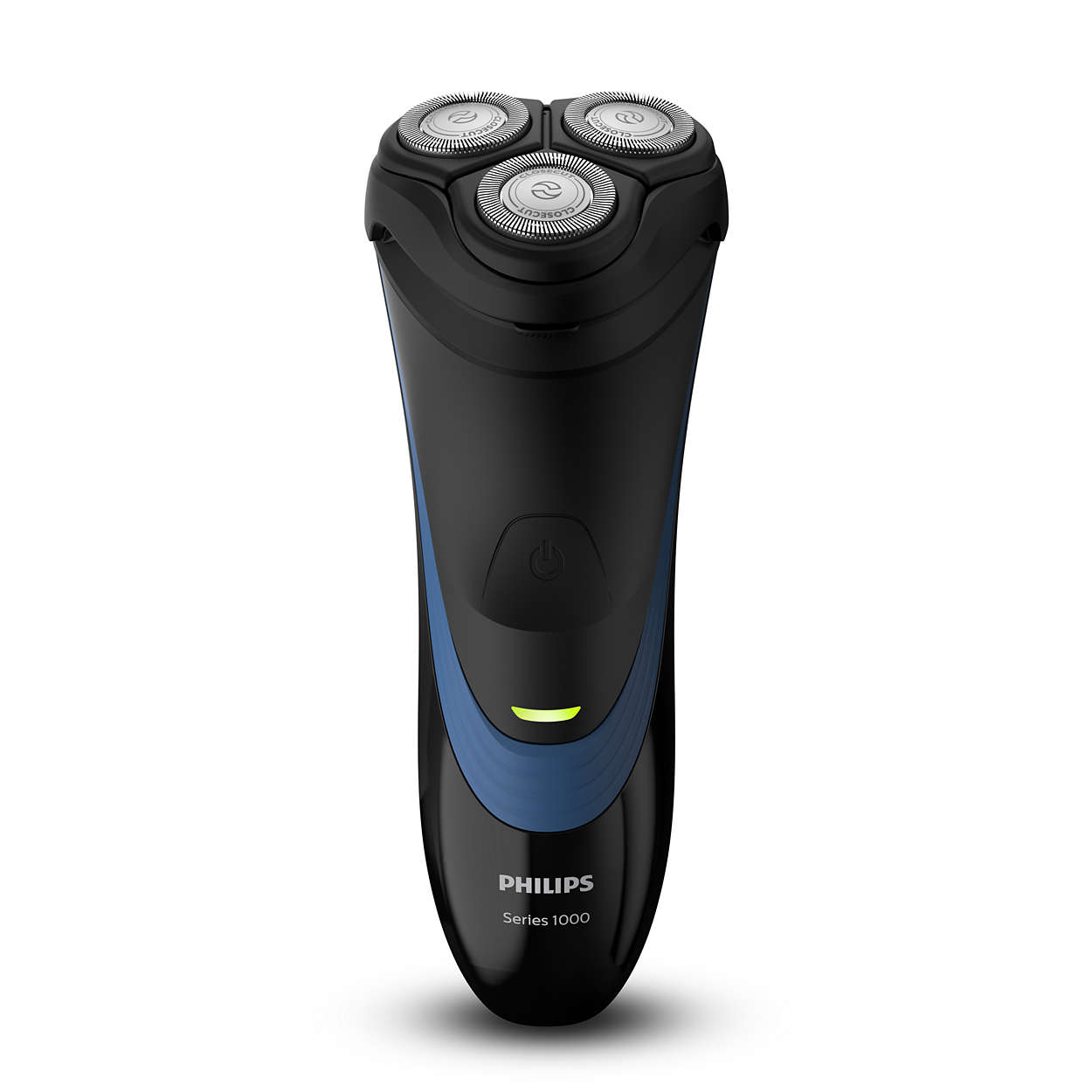 Philips S1510/04 series 1000 Dry Electric Shaver / Beard Trimmer / Cordless / Rechargeble