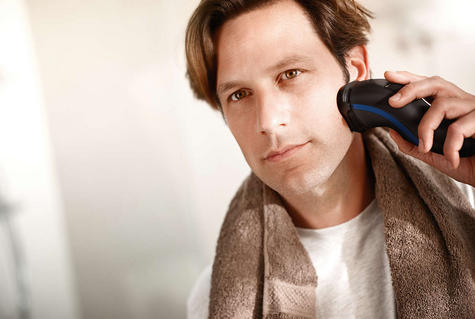 Philips S1510/04 series 1000 Dry Electric Shaver / Beard Trimmer / Cordless / Rechargeble Thumbnail 5