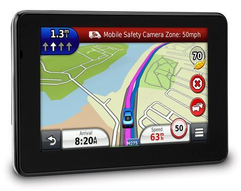 Garmin Nuvi 3590LMT|GPS SatNav|Voice Reco.|*Lifetime UK Europe Maps + 3D Traffic Thumbnail 4