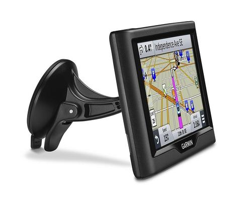 "Garmin Nuvi 58LM?5""  In Car GPS SatNav?Lifetime Full UK & Europe EU Map Updates Thumbnail 3"