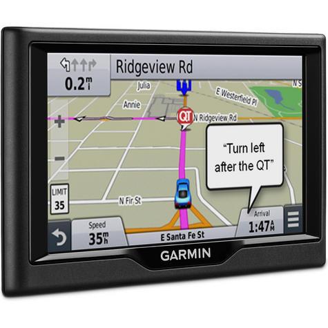 "Garmin Nuvi 58LM?5""  In Car GPS SatNav?Lifetime Full UK & Europe EU Map Updates Thumbnail 4"