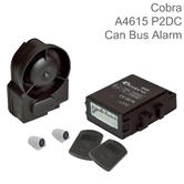 Cobra A4615 P2DC | Wireless Canbus Alarm System | Thatcham Cat 2-1 | With 2 ADR Cards