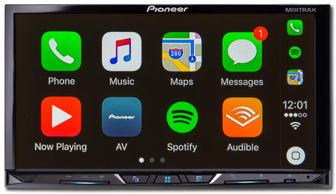 "Pioneer 7""Car Stereo+Navigation Ready