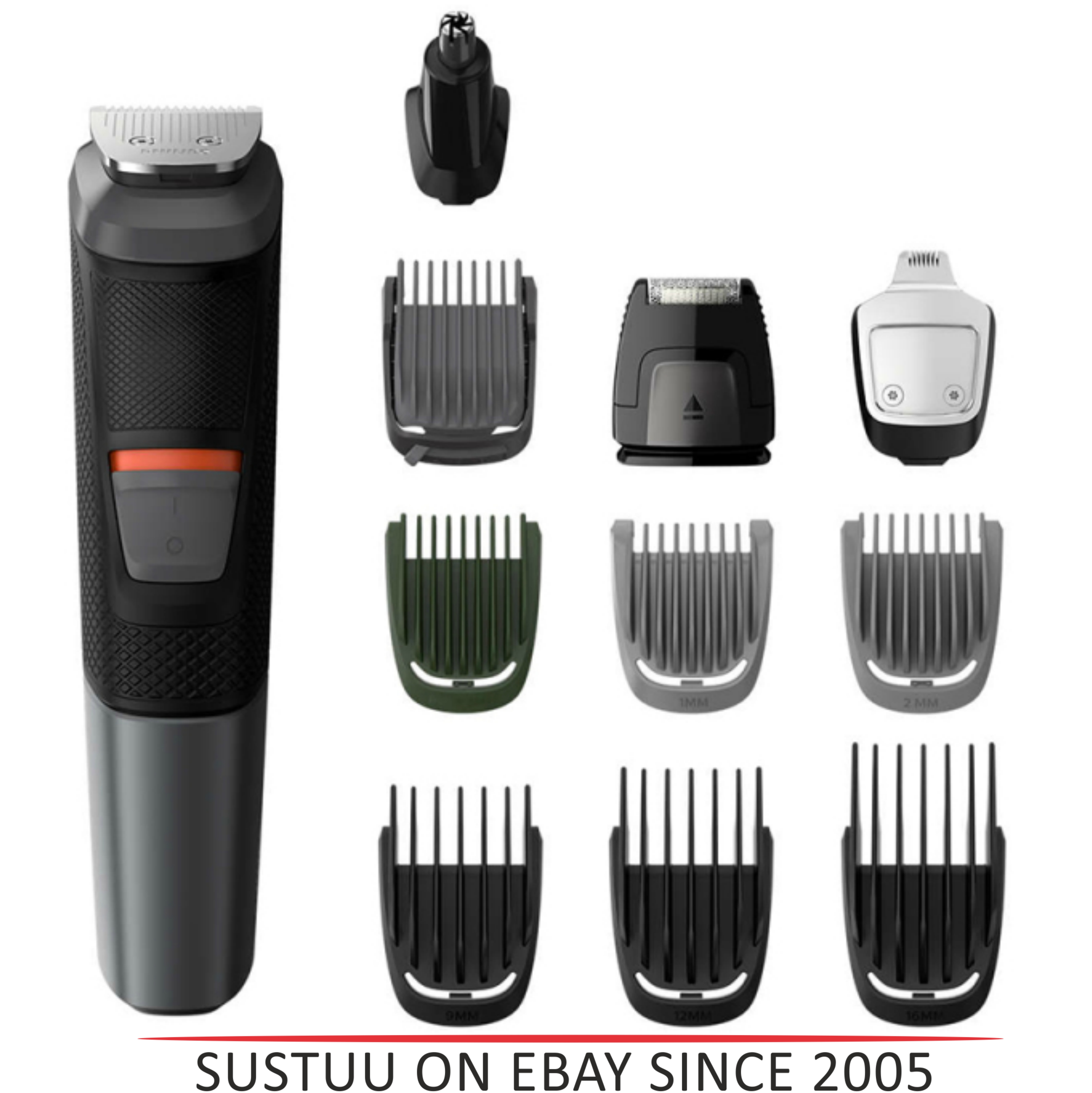 Philips 11 in 1 Multigroom|Face|Nose|Body|Hair|Trimmer Clipper Set|MG5730/13|NEW