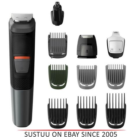 Philips 11 in 1 Multigroom|Face|Nose|Body|Hair|Trimmer Clipper Set|MG5730/13|NEW Thumbnail 1