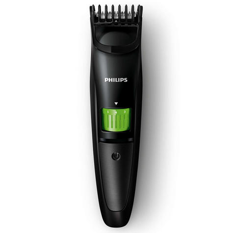 Philips QT3310/13 Mens Beard Trimmer / USB Charging / Clipper / Shaper / Steel Blades Thumbnail 2