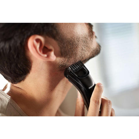 Philips QT3310/13 Mens Beard Trimmer / USB Charging / Clipper / Shaper / Steel Blades Thumbnail 7