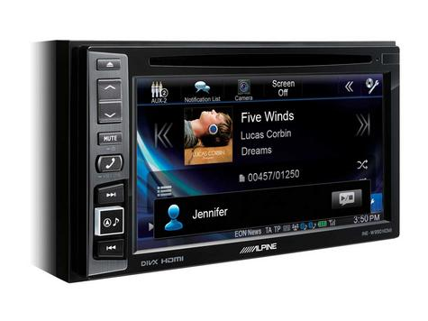 Alpine INE W990HDMI|Car Stereo+GPS SatNav?Bluetooth|DAB+|HDMI|USB|Aux|iPod-iPhone-Android Thumbnail 3