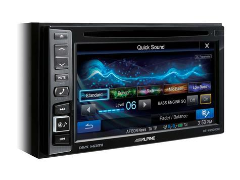 Alpine INE W990HDMI|Car Stereo+GPS SatNav?Bluetooth|DAB+|HDMI|USB|Aux|iPod-iPhone-Android Thumbnail 4
