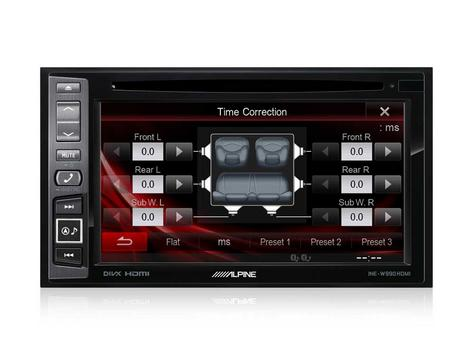 Alpine INE W990HDMI|Car Stereo+GPS SatNav?Bluetooth|DAB+|HDMI|USB|Aux|iPod-iPhone-Android Thumbnail 5