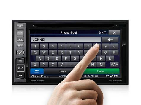 Alpine INE W990HDMI|Car Stereo+GPS SatNav?Bluetooth|DAB+|HDMI|USB|Aux|iPod-iPhone-Android Thumbnail 7
