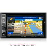 Alpine INE W990HDMI|Car Stereo+GPS SatNav?Bluetooth|DAB+|HDMI|USB|Aux|iPod-iPhone-Android