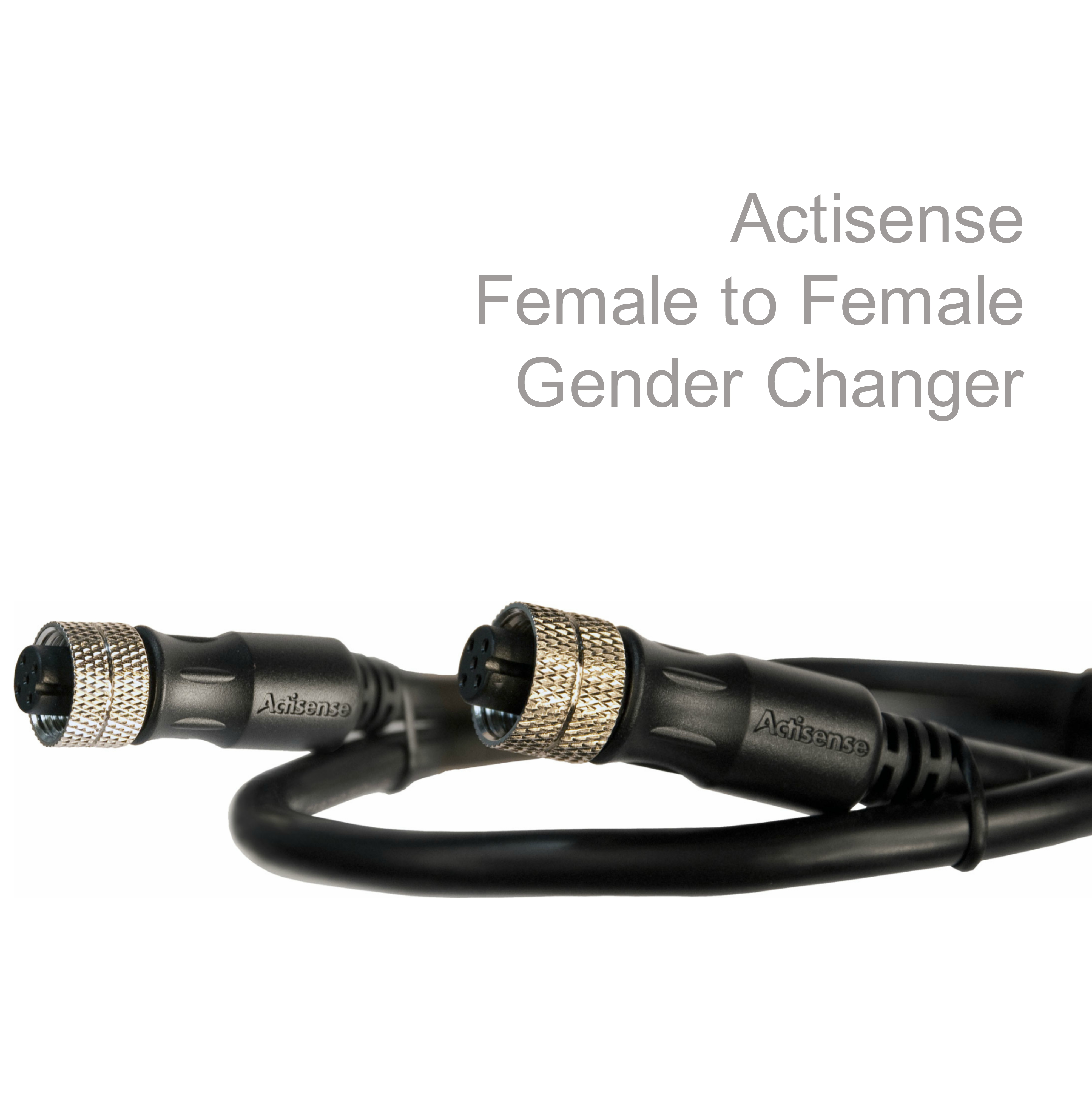 Actisense NMEA 2000 (Micro) Female to Female Gender Changer UL Certified-0.25m
